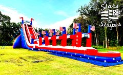 36 ft XL Freedom Slide (Tallest Slide in the COUNTY!)