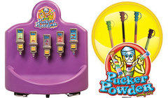 Pucker Powder Machine with Party Kit (New Item)