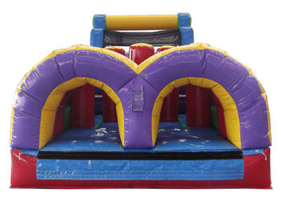 40ft Obstacle Course Front View