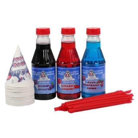 Sno Cone Syrup (Red & Blue)