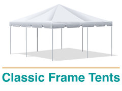 Classic Frame Tents