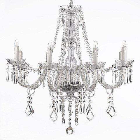 New Crystal Chandelier
