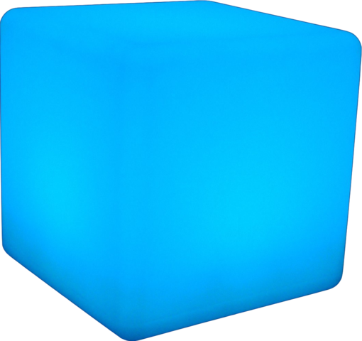 LED Color Changing cube