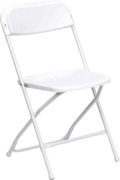 Standard Folding Chair (White)
