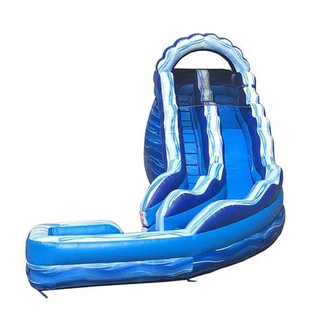 Serenity Curve Wet  Slide
