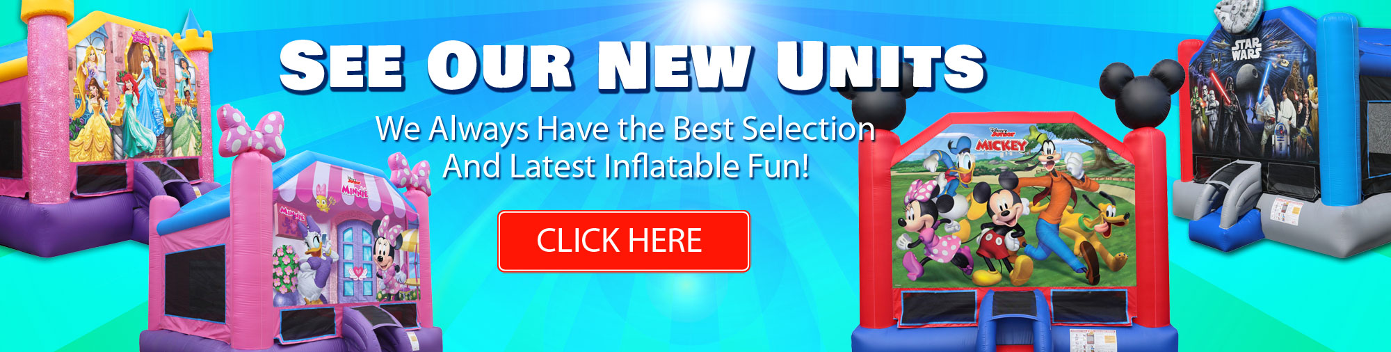 New Inflatable Rentals