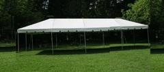 10'X40' FRAME TENT.