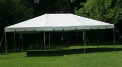 20'X30' FRAME TENT.