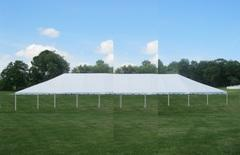 40'x100' FRAME TENT.