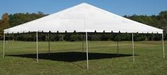 40'X40' FRAME TENT.