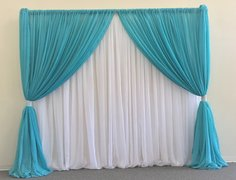 BACK DROP 10' W X 9'H TWO TONE