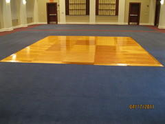 B DANCE FLOOR (3'X4' SECTION).