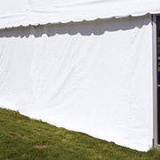 TENT SIDEWALL SOLID ( 20' FT' SECTIONS)