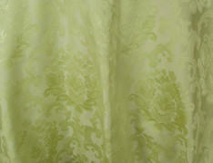(i)BEETHOVEN DAMASK 90in ROUND (WILLOW)