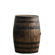 WINE BARREL RUSTIC