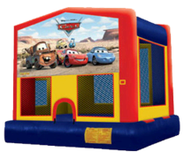 Fun House 2 Cars 15x15