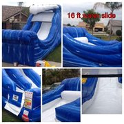 16ft Wave Slide