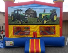 John Deer Bounce House