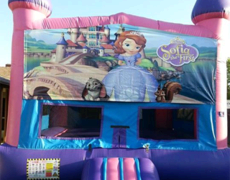 Princess Sofia Bounce House