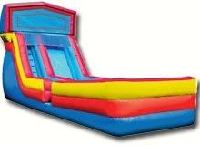 18' Super Slide Water Slide with Slip N Slide