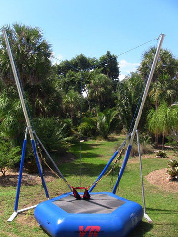 Single Bungee Trampoline