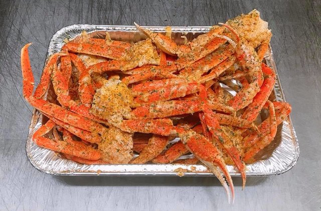 Crab Leg Only Pan