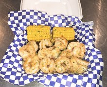 Garlic Shrimp Combo (P&D)