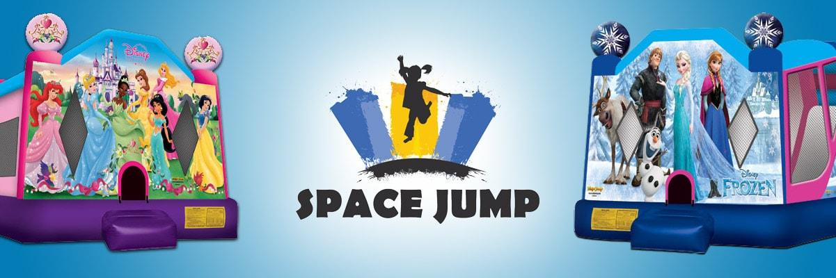 Slide 1 for Space Jump
