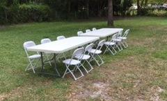 Toddler 2 Tables and 12 Chairs Special