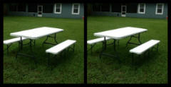 2 Tables and 4 Bench Special