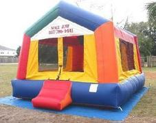 Extra Large Bounce House 15ft by 20ft
