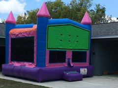 Happy Castle Module Bounce House