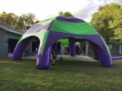 Inflatable Tent 26ft by 26ft