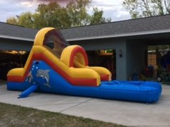Toddler Wet Slide