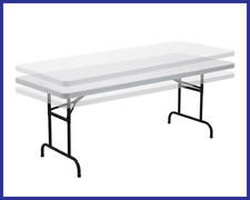 Table - Adjustable Height Banquet - 6'