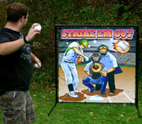 Frame Game - Baseball Pitch