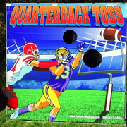 Frame Game - Quarterback Toss