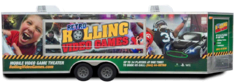 Mobile Video Game Truck/Trailer
