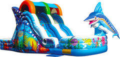 Water Slide Units