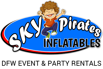 Sky Pirates Inflatables/Rolling Video Games