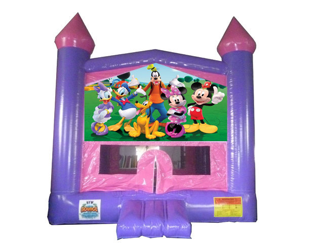 Mickey Princess Bounce