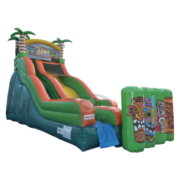 19ft Tiki Splash