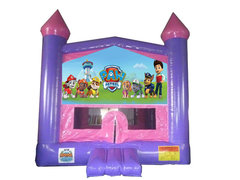 Paw Patrol Princess Bounce