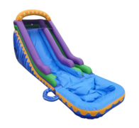 18ft Sunrise Slide w/ Pool