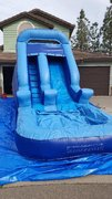 Big Blue Slide dry