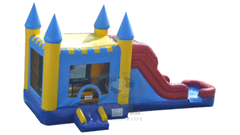 A Magic Castle Combo Wet/Dry Slide