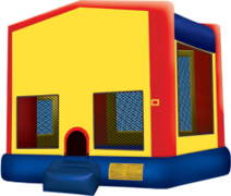 A Module Bounce House Primary Colors Large