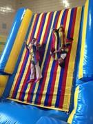 Velcro Wall and Suits!