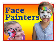 Face Painters / Entertainers