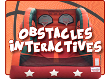 Obstacle Courses and Interactives
